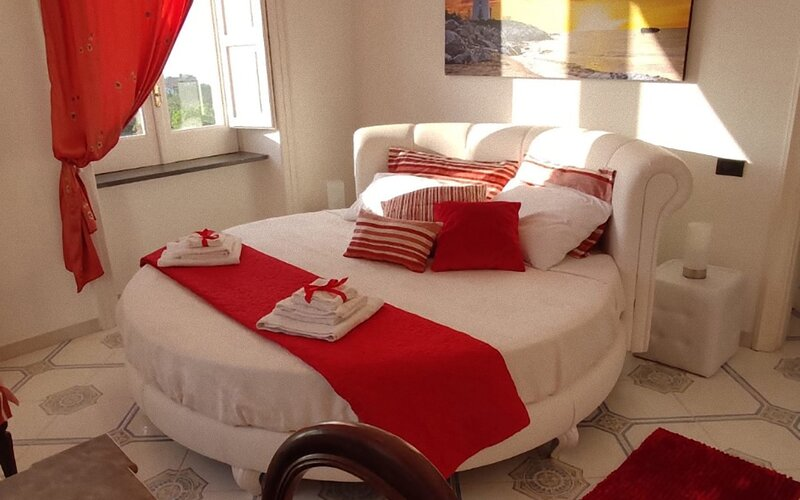 Villa Falconieri Sorrento Suite, casa vacanza a Sant'Agnello