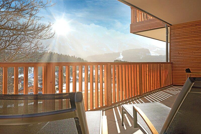 Adler Lodge D1, alquiler vacacional en Tauplitz