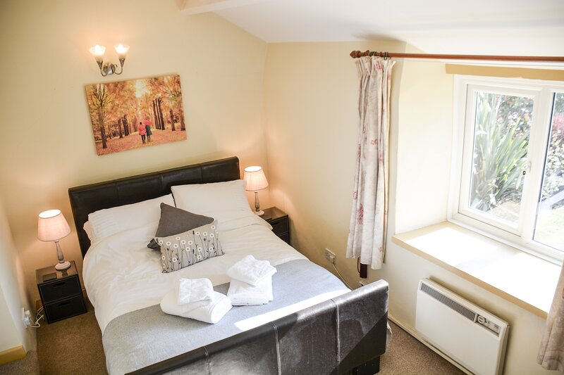 Fowey Cottage Lower Trengale Farm, holiday rental in Bodmin