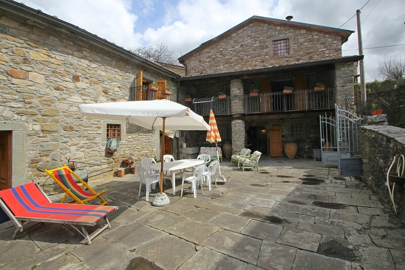 L'aia Di Casola, holiday rental in Casola in Lunigiana