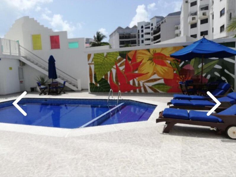 Vacaciones en el mar de los 7 colores., vacation rental in San Andres