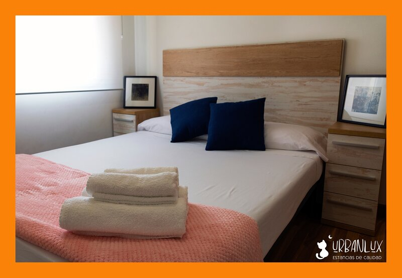 UrbanLux Parque Lineal, holiday rental in Albacete