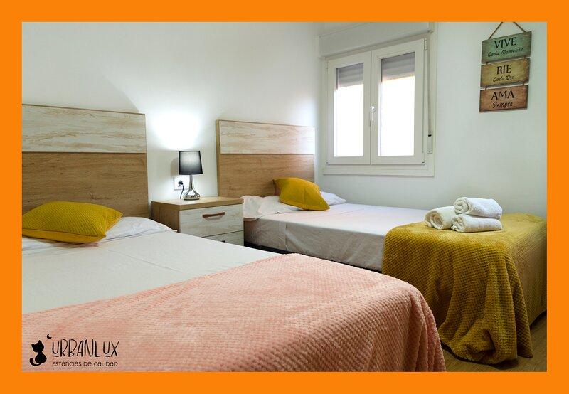UrbanLux Paseo de la Cuba, holiday rental in Albacete