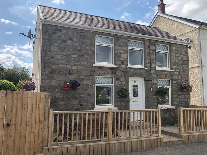 Woodland Cottage, Cwmllynfell, holiday rental in Abercraf