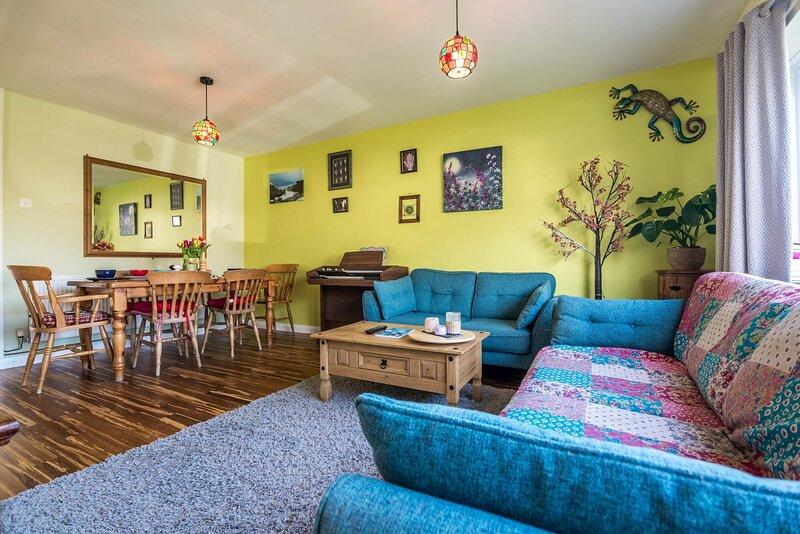 Rhainfa - 3 bedroom bungalow - Manobier – semesterbostad i Manorbier