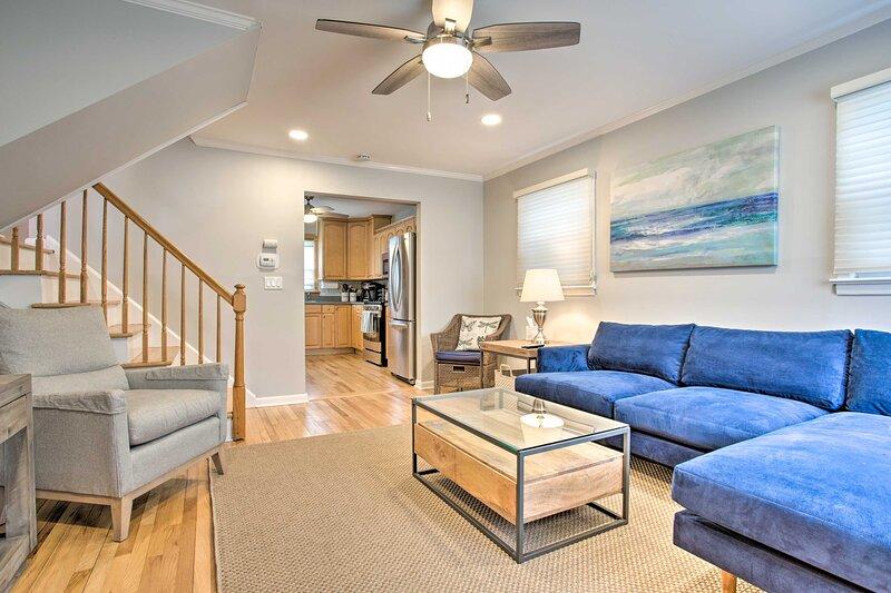 Ocean Grove Home, Visit the Beachblock + Boardwalk, alquiler vacacional en Ocean Grove