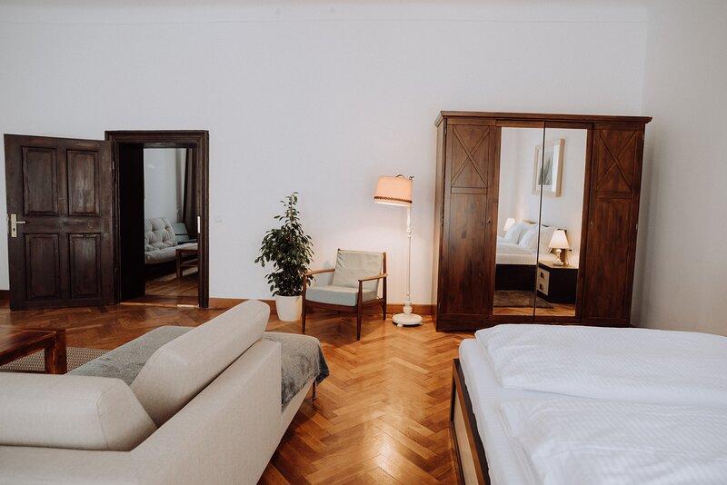 City Centre Apartment Sibiu, holiday rental in Rasinari