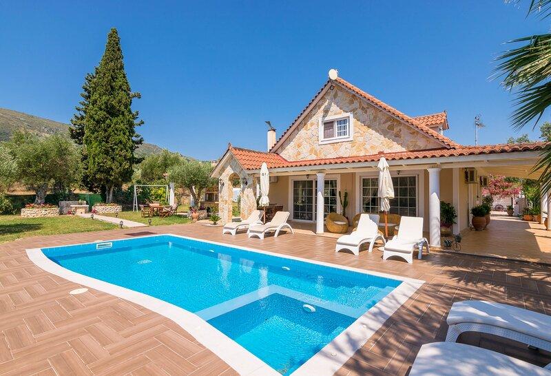 Zante Sun I - Getaway Villas, holiday rental in Lagopodo