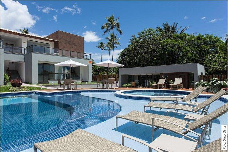 Condomínio Solares Village Imbassaí, holiday rental in Mata de Sao Joao