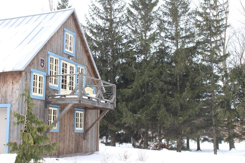 Loft rustique, holiday rental in Chaudiere-Appalaches
