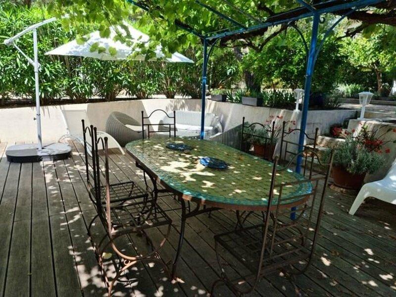 Agréable villa à Cabasson - Bormes les Mimosas, location de vacances à Cap Benat