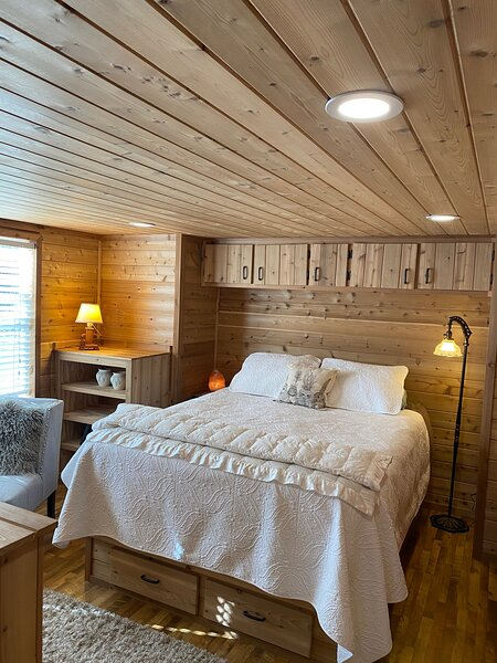 Foxglove Cedar Cottage, location de vacances à Gibisonville