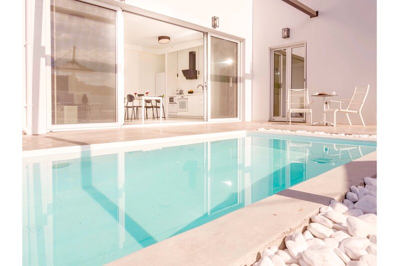 Villa Paradiso II Crete, holiday rental in Xirokampos