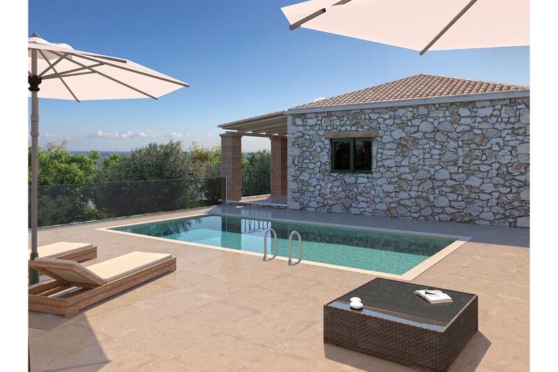 Villa Helona Zakynthos, location de vacances à Marathias