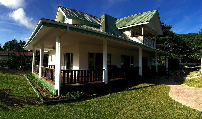 Casa Livingston Luxury Villa - La Digue Seychelles, location de vacances à La Digue Island