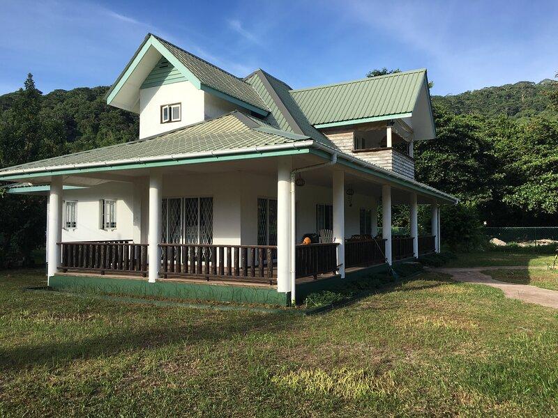 Luxury Villa in La Digue, location de vacances à La Digue Island
