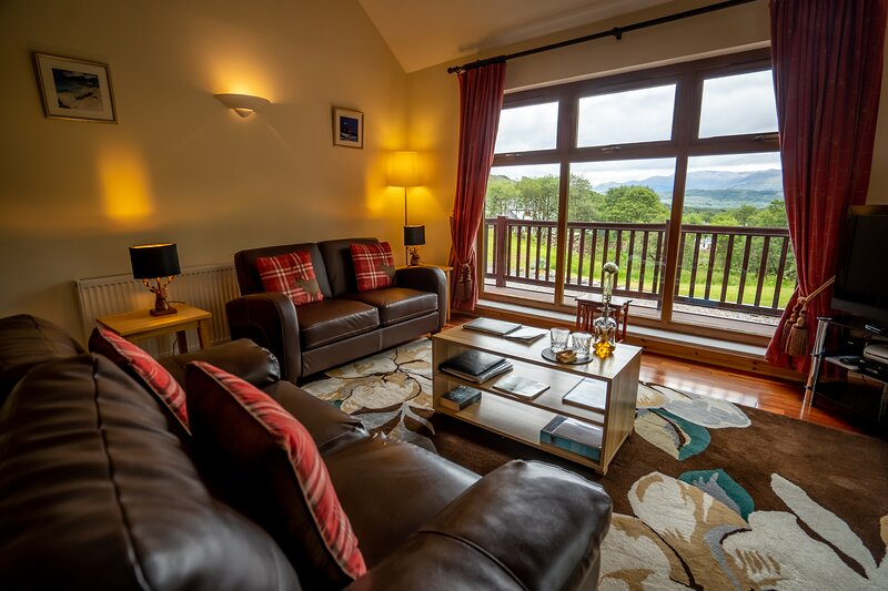 Inverskilavulin Estate - Beinn Bhan Lodge, alquiler vacacional en Muirshearlich