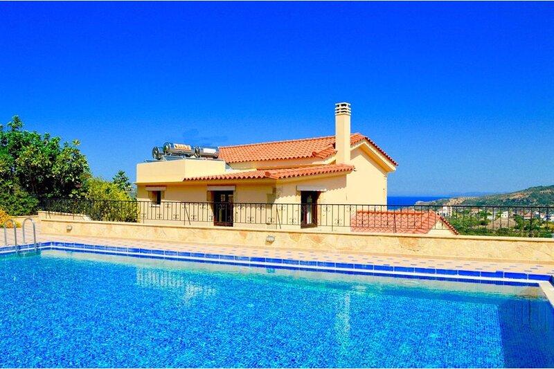 Villa Sevi Grande Crete, alquiler vacacional en Nochia
