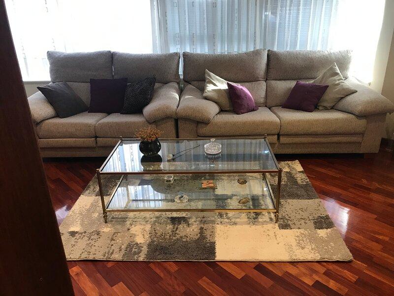 Compostela Sur. Bonito cómodo y equipado apartamento, holiday rental in Negreira