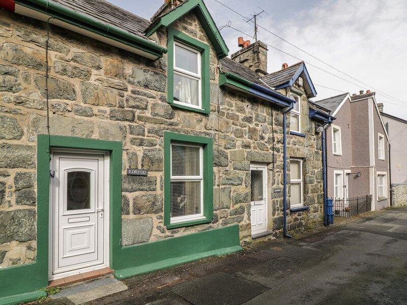 Edrydd, Harlech, holiday rental in Llandanwg