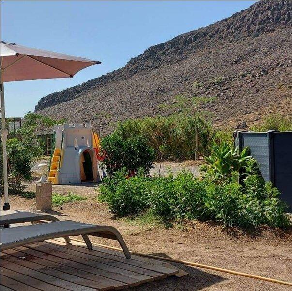 Finca Roque Aguayro, casa vacanza a Temisas