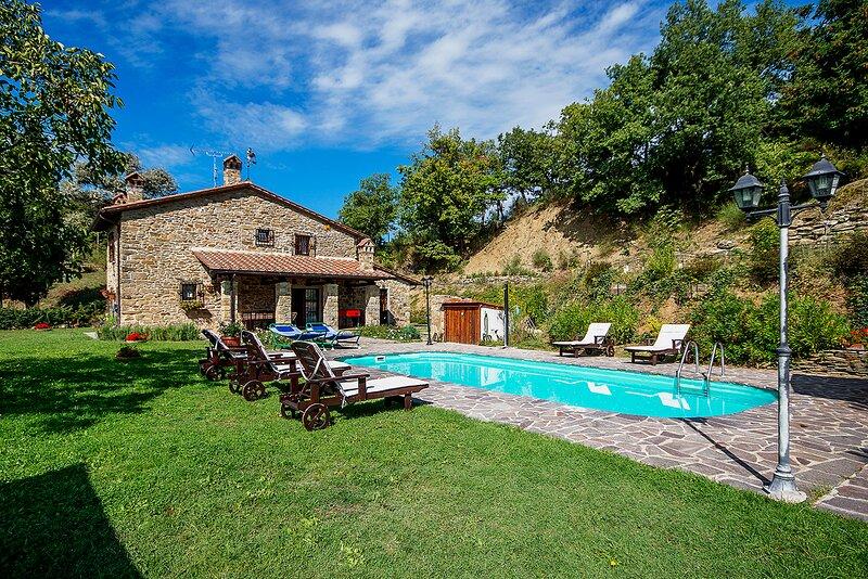 Podere il Castello, holiday rental in Antria