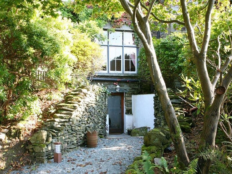 Wisteria Cottage Studio New Owner, Grasmere, holiday rental in Grasmere