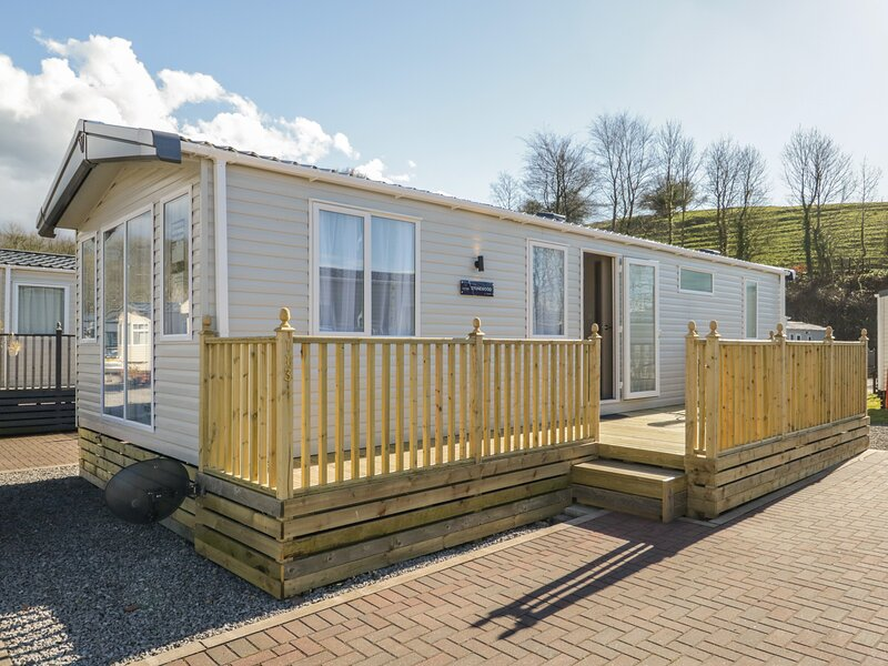 Discovery Lodge, Great Broughton, Cockermouth – semesterbostad i Allonby