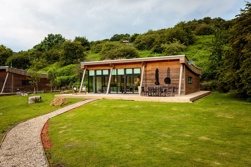 Yorkshire Dales Lodge 2 Family (3 Bed), alquiler vacacional en East Layton