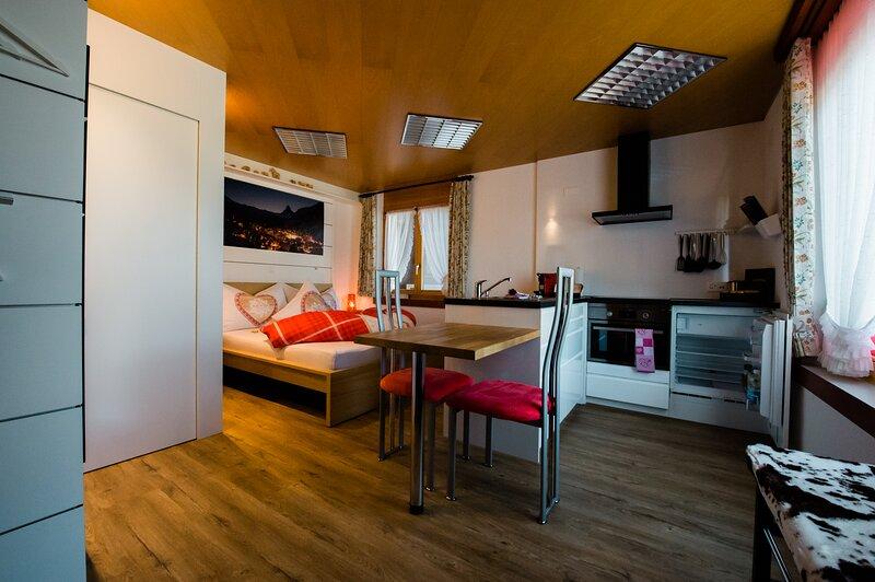 Neues ruhiges Studio im Naherholungsgebiet, holiday rental in Ruswil