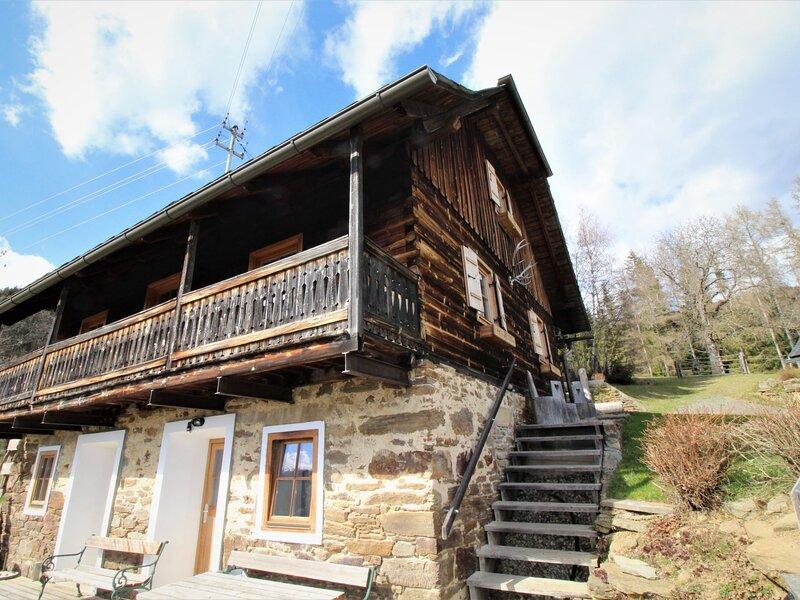 Kopphütte, location de vacances à Hirschegg Rein