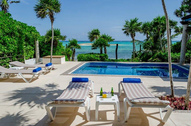 Casa Aquamarine, alquiler de vacaciones en Bahía de Soliman