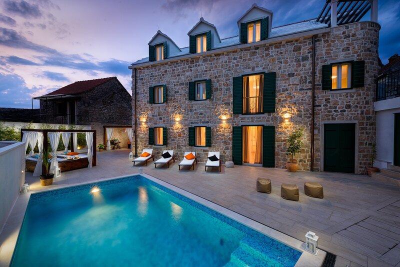 Villa Eterna, casa vacanza a Donji Humac