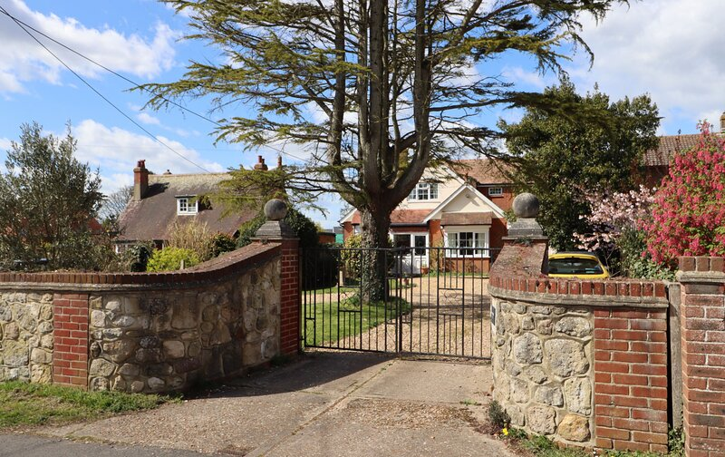 Hillcroft, casa vacanza a Fishbourne