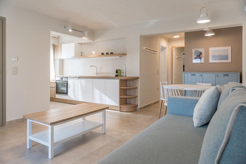 Arelia Apartments / Seaview One bedroom Apartment, holiday rental in Pefkohori