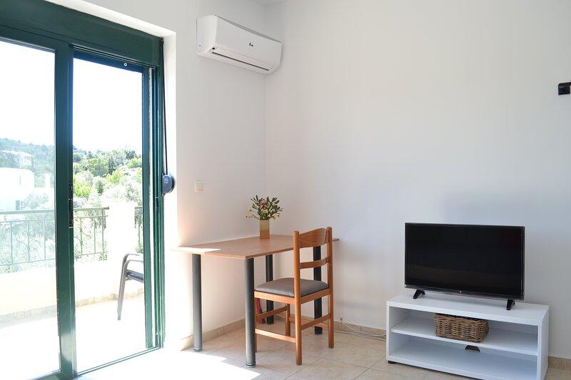 Apartment in Olive Grove, location de vacances à Ladiko