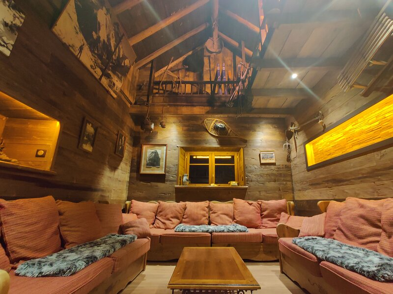 Chalet - 350 m from the slopes, holiday rental in Saint Jean d'Arves