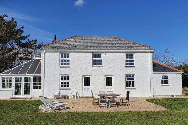Meadow House, Ferienwohnung in Portscatho