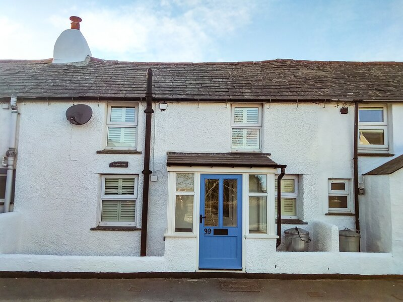 Snugglers' Cottage, Delabole, holiday rental in Delabole