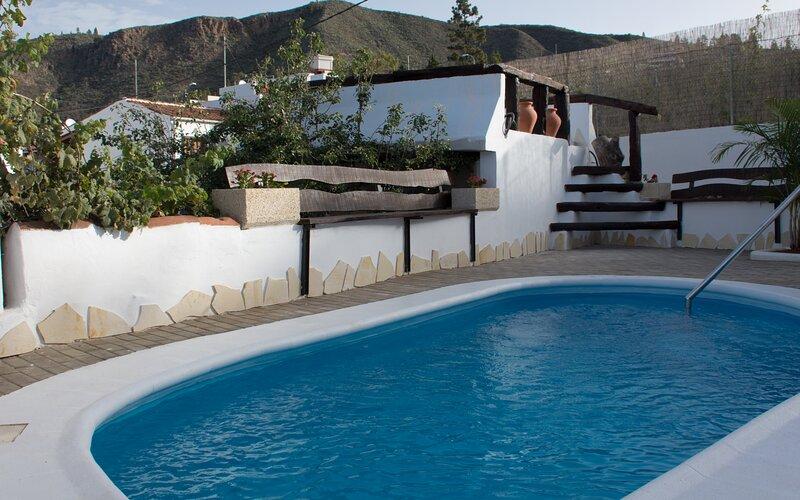 CASA EL PINO, holiday rental in Valle De San Lorenzo