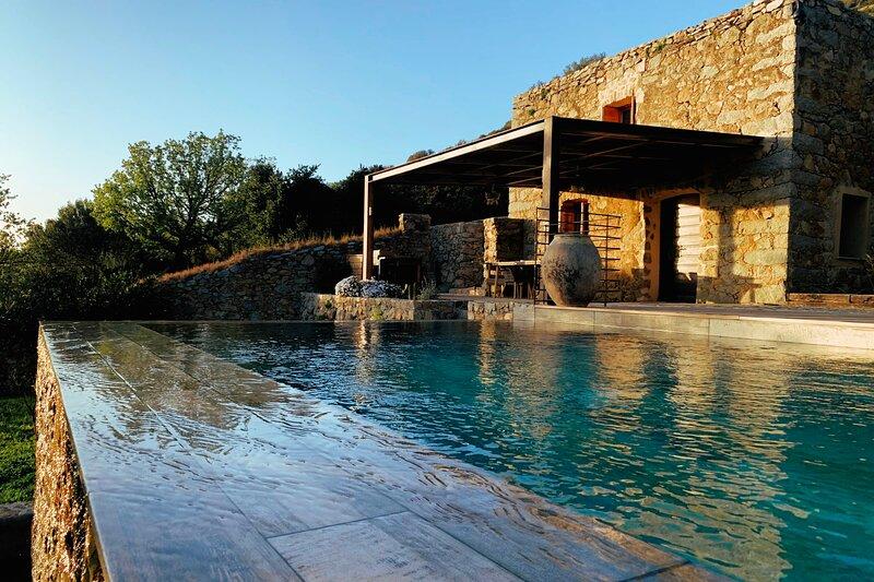 Villa U Laziu, casa vacanza a Corbara