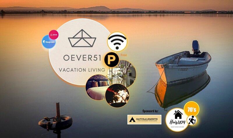 OEVER51: Concept living, holiday rental in Herzele