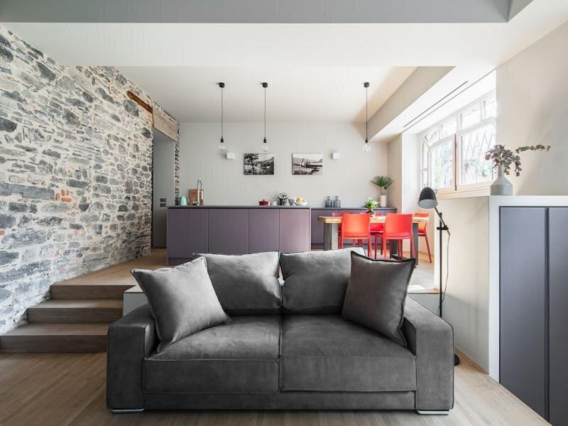 Open Space apartment, location de vacances à Cernobbio