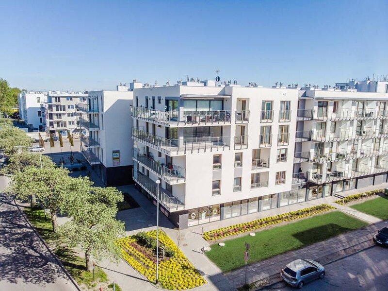 Color Apartments APARTAMENT KOLOROWY dla 4 osób Kołobrzeg, holiday rental in Grzybowo