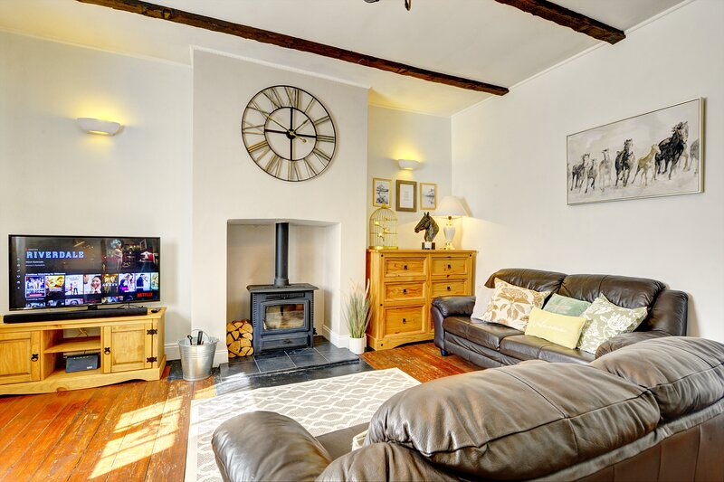 Red Rum Cottage - 'And We're OFF!', holiday rental in Moulton