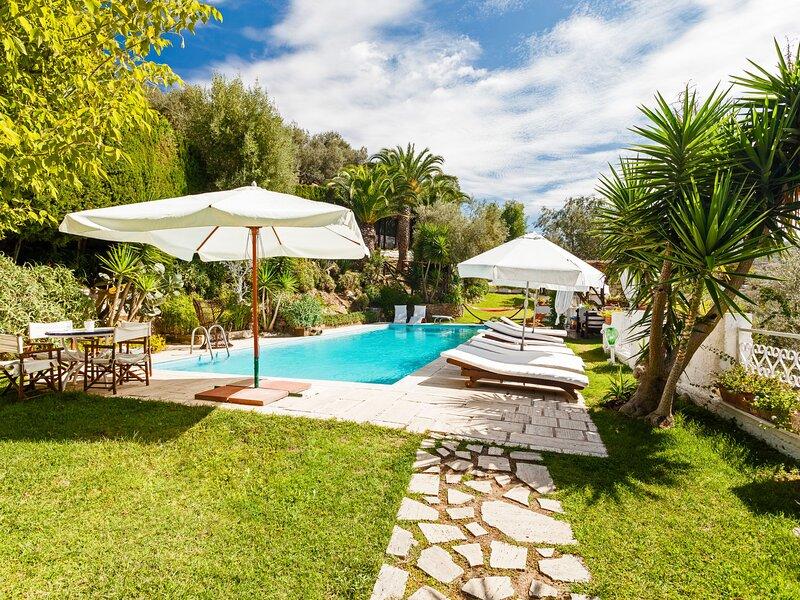 Sole di Capri, holiday rental in Schiazzano