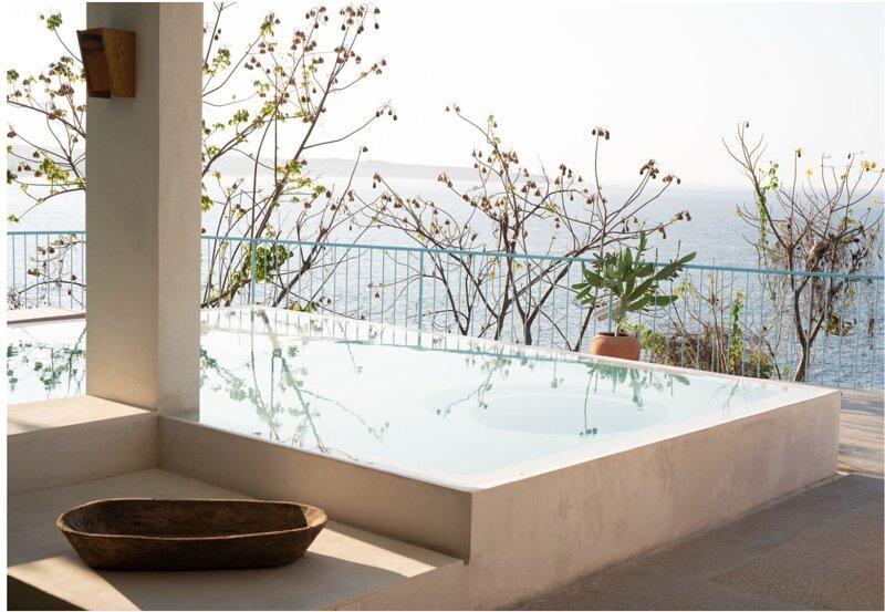 Villa B7 in La Escondida, Best Location and Views in Town, holiday rental in Puerto Escondido