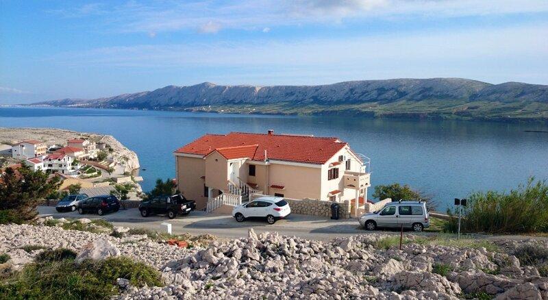 Egidio - 100m from the sea A7(4+1) - Zubovici, casa vacanza a Zubovici