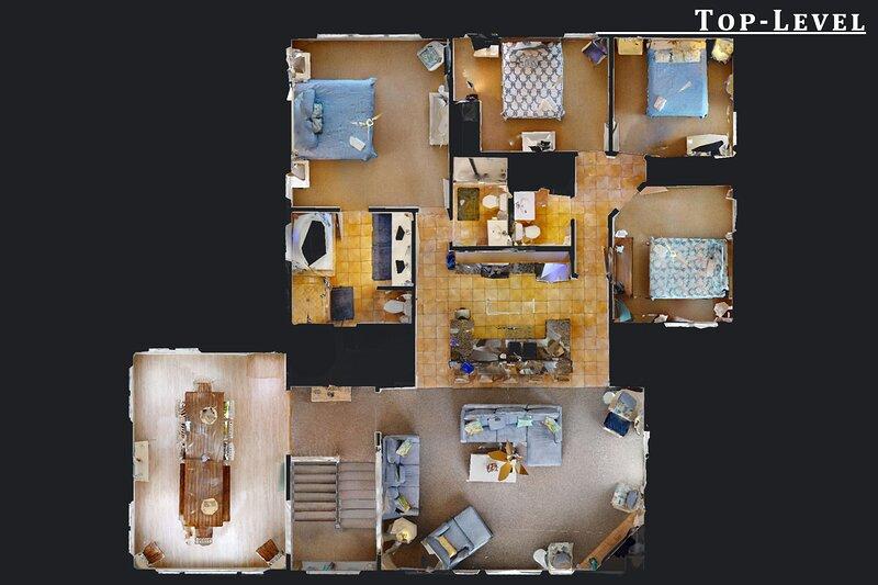 Top-Level Floor Plan