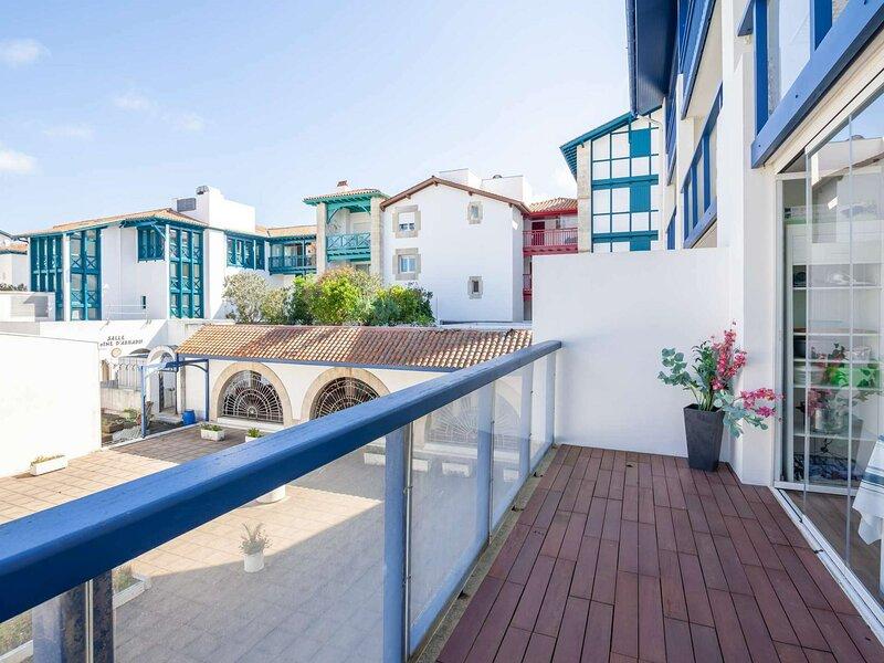 Sokoburu 1 - Emplacement idéal à deux pas de la plage, location de vacances à Fontarrabie (Hondarribia)